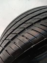 Título do anúncio: Vendo 2 pneus aro 17 perfil 205/45