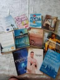 Livros diversos temas 5,00 cada