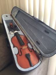 Título do anúncio: Violino e case