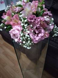 Título do anúncio: Coluna De vidro decoracao de casamento