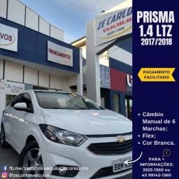 Título do anúncio: Chevrolet Prisma 1.4 LTZ 2017/2018