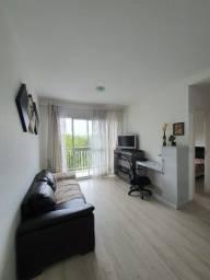 Título do anúncio: DJL - Apartamento todo mobiliado 1 dorm. 46 m² - Embraer