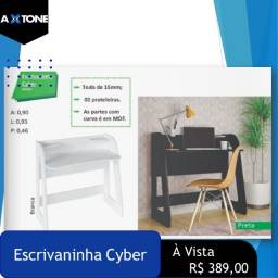 Título do anúncio: Mesa escrivaninha cyber 1074