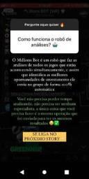 Título do anúncio: Robôzinho da milions bot