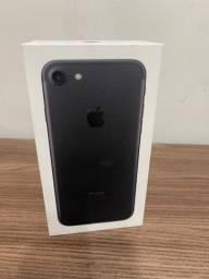 Título do anúncio: IPHONE 7 32GB BLACK TOP BATERIA 100%%