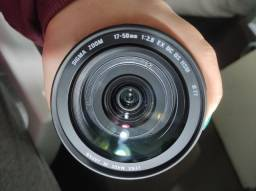 Título do anúncio: Lente Sigma 17-50mm