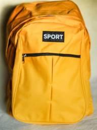 Promoção de mochilas