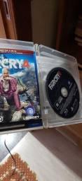 Vendo jogo do ps3 far cray 4
