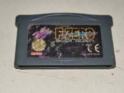 Título do anúncio: F-Zero para GBA europeu original