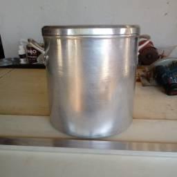 Balde de Alumínio 50 Litros