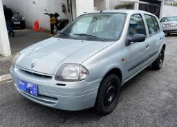 Título do anúncio: Renault Clio 1.0 RN 2002 #Único Dono#
