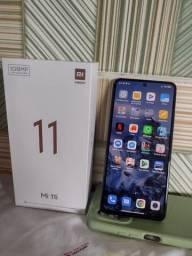 Título do anúncio: Xiaomi Mi 11i 5G 128gb Top
