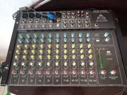 Título do anúncio: Mesa de mixagem Ross 14 canais