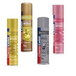Título do anúncio: Spray Chemicolor Metalica