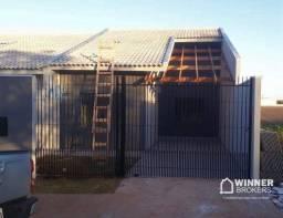 Casa com 2 dormitórios à venda, 55 m² por R$ 168.000 - Italia - Marialva/PR