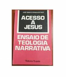 Acesso a Jesus - Ensaio de Teologia Narrativa