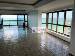 Título do anúncio: Apartamento com 4 dormitórios, 297 m² - venda por R$ 2.000.000,00 ou aluguel por R$ 7.500,