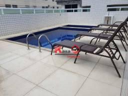 Título do anúncio: Apartamento com 2 dormitórios à venda, 92 m² por R$ 265.000,00 - Canto do Forte - Praia Gr