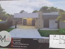 Casa com 3 dormitórios à venda, 100 m² por R$ 375.000,00 - Jardim Universidade III - Ciano