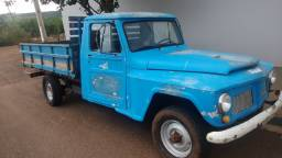 Ford Willys F-75 ano 1971 motor 6cc
