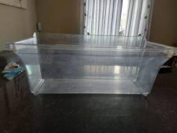 Gaveta semi nova refrigerador bosch kdv 49
