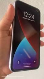 Título do anúncio: iPhone 11 64G roxo (vitrine)