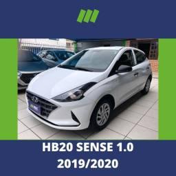 Título do anúncio: Hyundai HB20 Sense 1.0 - 19/20