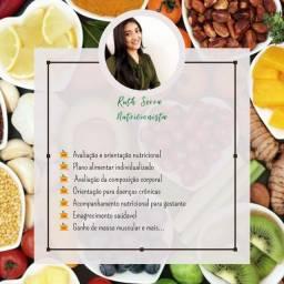 Título do anúncio: Nutricionista