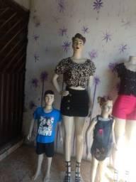 Título do anúncio: Vendo manequins