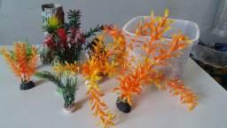 Título do anúncio: Ornamentação de aquário