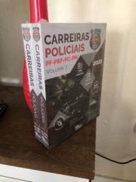 Título do anúncio: Apostila Carreiras Policiais 1 e 2
