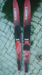 Esqui para diversão