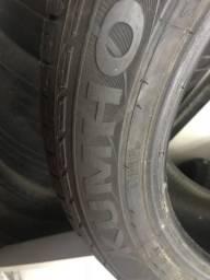 2 unidas pneus 225/55/R 18 KUMHO