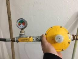 Materiais para instalação de gás P45