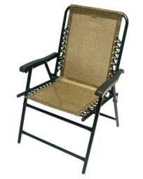 Cadeira Outdoor Amanda Com Sistema De Amarração