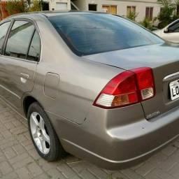 Vendo Honda civic 2003 completo com multimidia, tel pra contato, 974612211 ou 991955800 - 2003