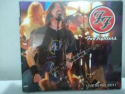 Cd Foo Fighters Live in rio 2011