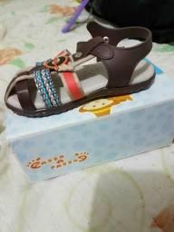 Vendo sandalinha masculino