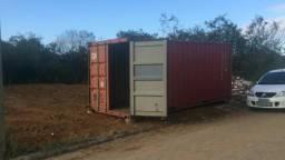 Container / Conteiner 6m - Locação