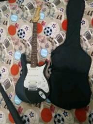 Vendo ou troco, Guitarra e Bike