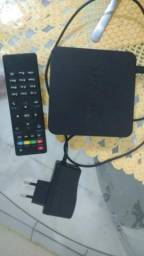 Tv box 4 k semi novo top