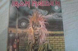 Vinil Iron Maiden ( Primeiro ) Usado Leia O Anúncio