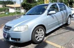 Gm - Chevrolet Astra Advantage 2.0 HB,4Portas,Completo, Flex,Prata - 2010