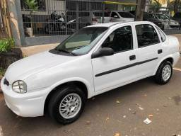 Chevrolet corsa sedan 8v álcool 4p manual - 2003