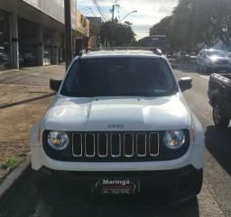 Jeep - Renegade Sport 1.8 Flex Aut Branco 2017 - 2017