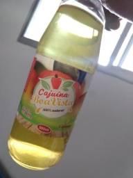Vendo Cajuína cx com 12 garrafas de 500ml