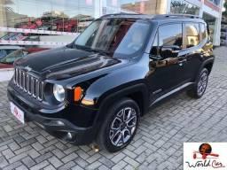 Jeep Renegade Longitude 2.0 - Automático - 4x4 - Diesel - 2016