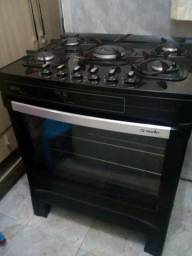 Vendo fogão com 5 bocas automático valor R$ 650,00