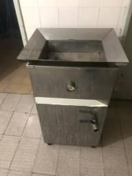 Fritadeira a gás 24 Litros - Água e óleo
