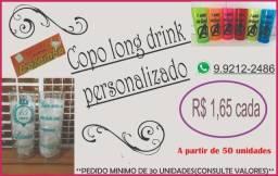 Copos long drink personalizados